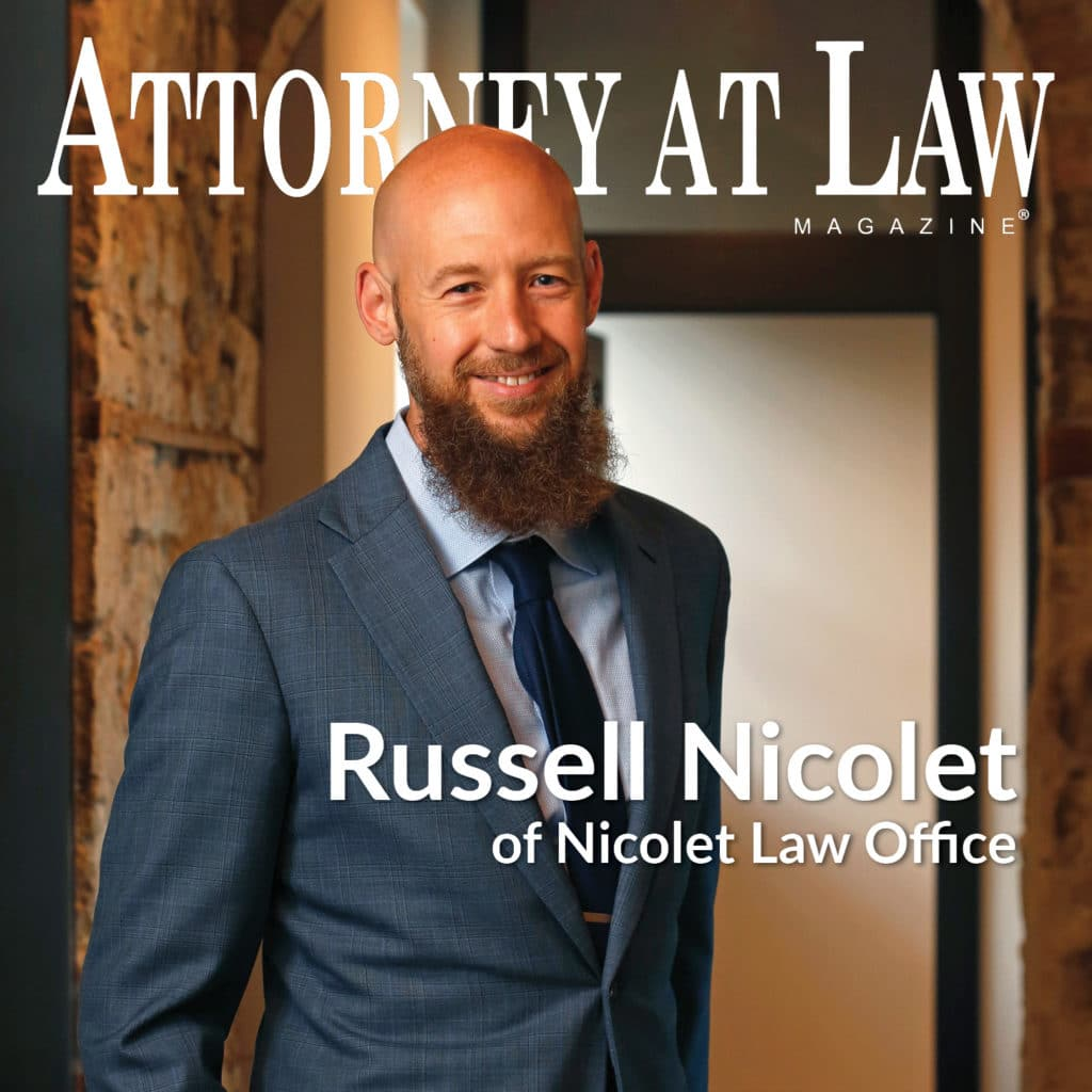 Russell Attorney At Law Cover
